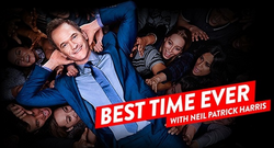 Best Time Ever with Neil Patrick Harris logo