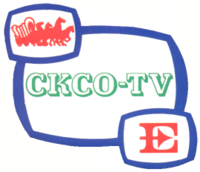 CKCO-TV Electrohome
