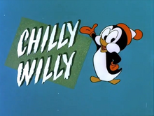 Chilly Willy 1958