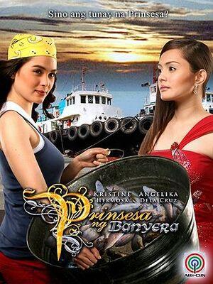 Prinsesa ng Banyesa poster