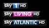 Sky 1 Living Atlantic 2011