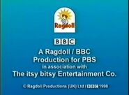 Teletubbies End Card on PBS
