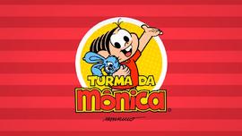 Turma Da Mônica Logo 2017-Present