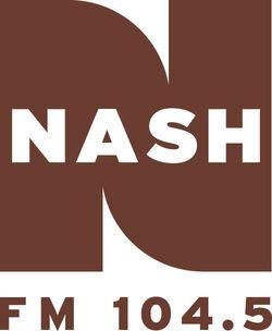 WKAK Nash FM 104.5