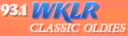 WKLR Indianapolis 1989png