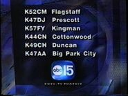 101996 KNXV Channel 15 ABC No Chit Chat More News Promo 1