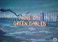 Anne of Green Gables 2001