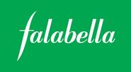 Falabella Chile logo 1999 con fondo