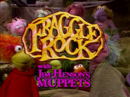 Fraggle Rock Title Card Pink text