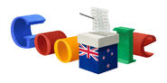Google New Zealand Elections 2014