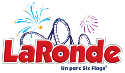 La Ronde Logo svg