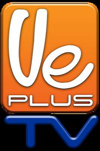 Logo de Ve Plus TV biselado