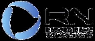 Logotipo da Record News SC