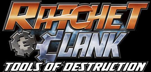 Ratchet Clank Future Tools Of Destruction Logopedia Fandom