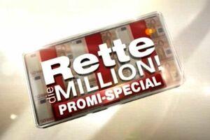Rette die Million! Promi Special logo