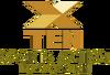Ten sports action logo 1988