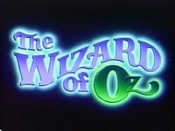 The Wizard of Oz TV Series logo