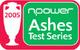 2005 Ashes series logo