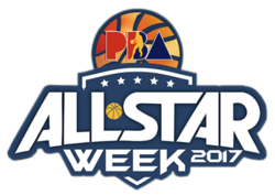 2017 PBA All-Star Week logo