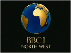 BBC 1 1985 North West