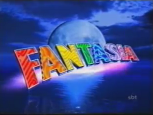Fantasia 2007-2008 night logo