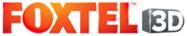 Foxtel3D logo