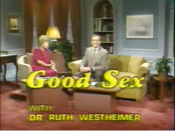 Good Sex with Dr. Ruth Westheimer