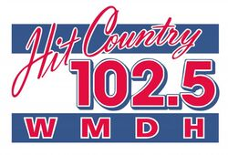 Hit Country 102.5 WMDH