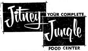 Jitney Jungle - 1956 -May 6, 1956-