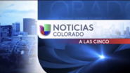 Kcec noticias univision colorado 5pm package 2013