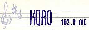 Kqro fm