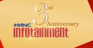 MNC Infotainment 3rd Anniversary
