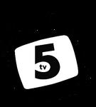 TV5 Print Logo (2008-2010)