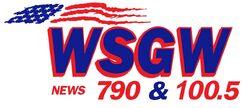 WSGW 790 AM 100.5 FM