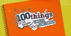 100-Things-to-Do-Before-High-School