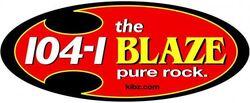 104.1 The Blaze KIBZ