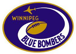 8018 winnipeg blue bombers-primary-1966
