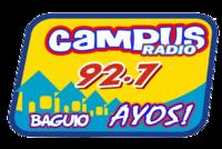 Campus Radio 92.7 Baguio Logo 2009