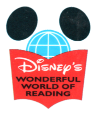 Disney's WWoR logo 1996