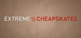 Extreme Cheapskates logo tlc