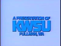 KWSU (1984)