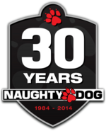 Naughty Dog 30 Years