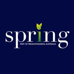 Spring Australia logo