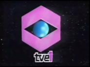 TVE space logo 1982