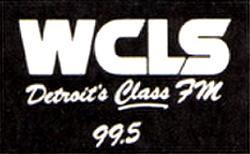 WCLS Detroit 1984