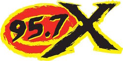 WVRX 95.7 The X