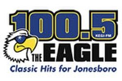100.5 The Eagle KEGI