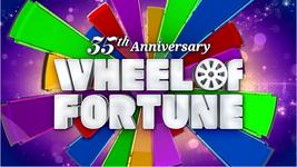 35th Anniversary Wheel of Fortune