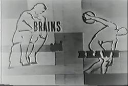 Brains and Brawn 1953