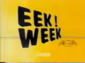 CBBC Eek Week